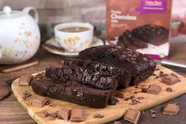 D050 Chunky Chocolate