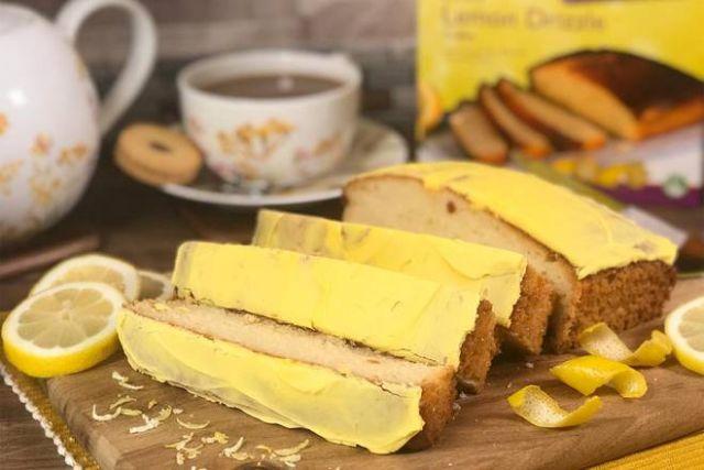 D030 Lemon Drizzle Cake