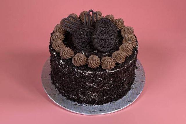 "UR028 6"" Oreo Cake"