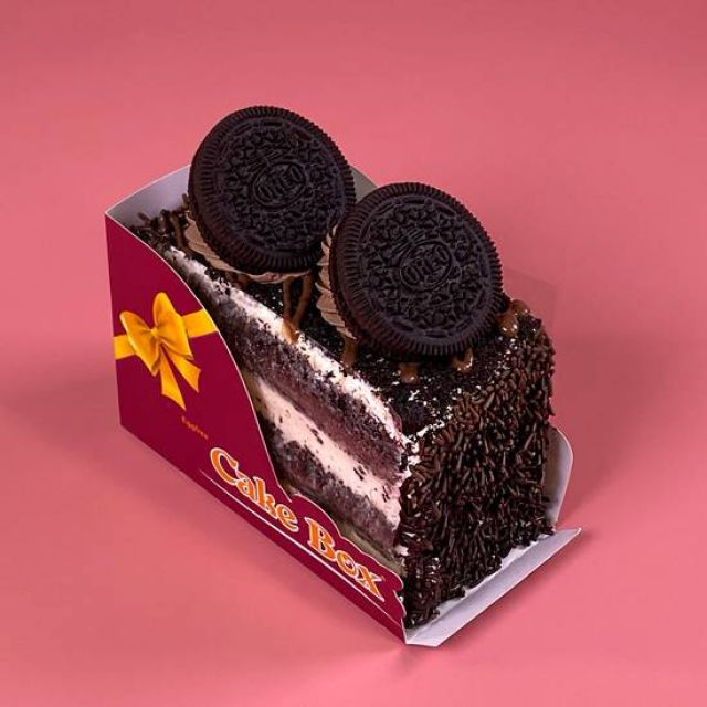 SL050 Oreo Cake Slice