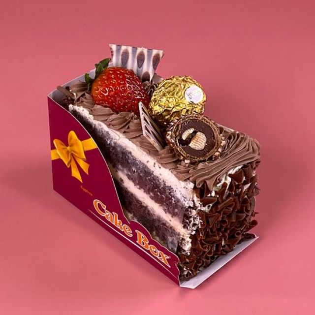 SL060 Ferrero Cake Slice