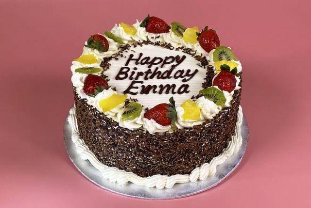 """UR148 8"""" & 10"""" Victoria Cake"""