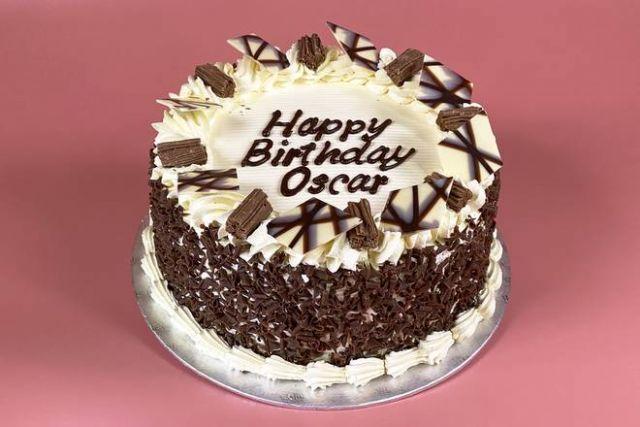"UR146 8"" & 10"" Chocolate Cake"