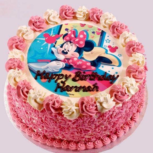 "UR320 10"" Minnie Mouse Cake"