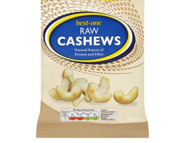 Best One Raw Cashews