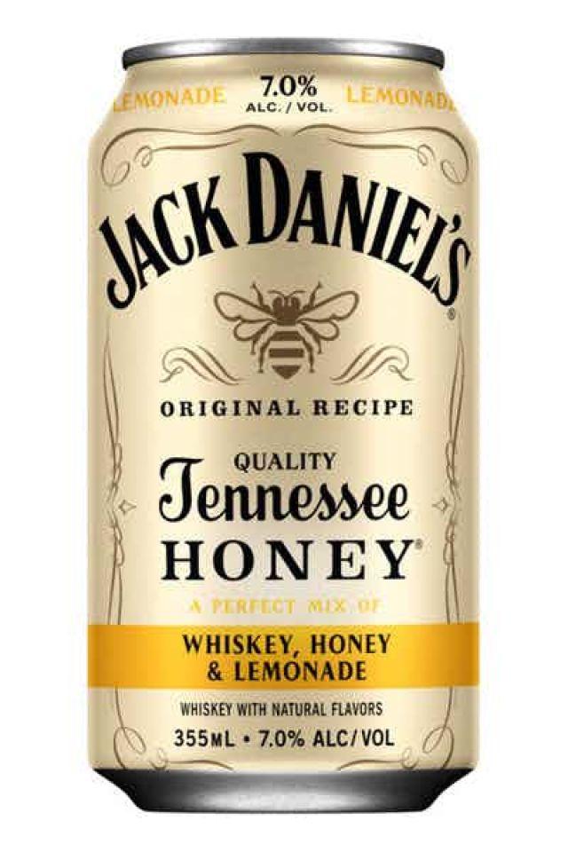 Whisky Jack Daniel's Tennessee Honey & Lemonade