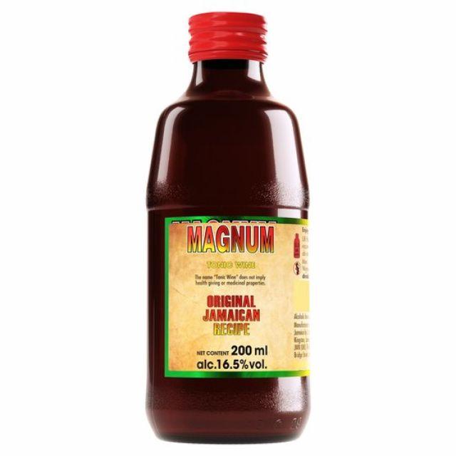 Magnum Tonic Wine Original Jamaican Recipe