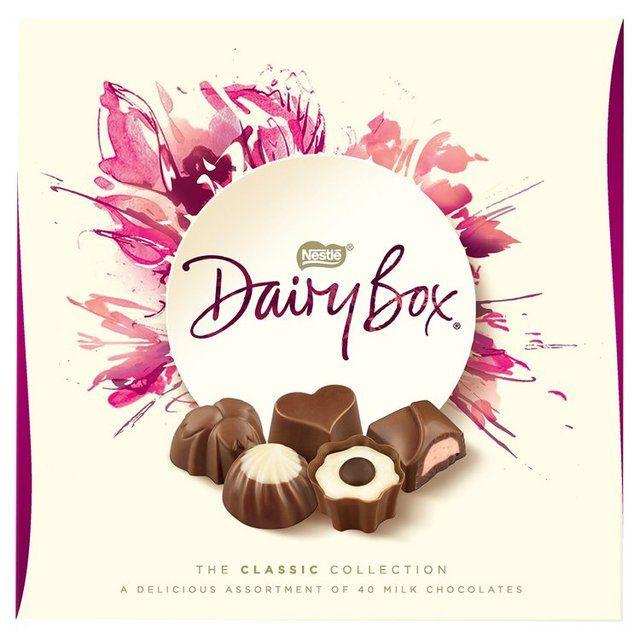 Dairy Box Carton