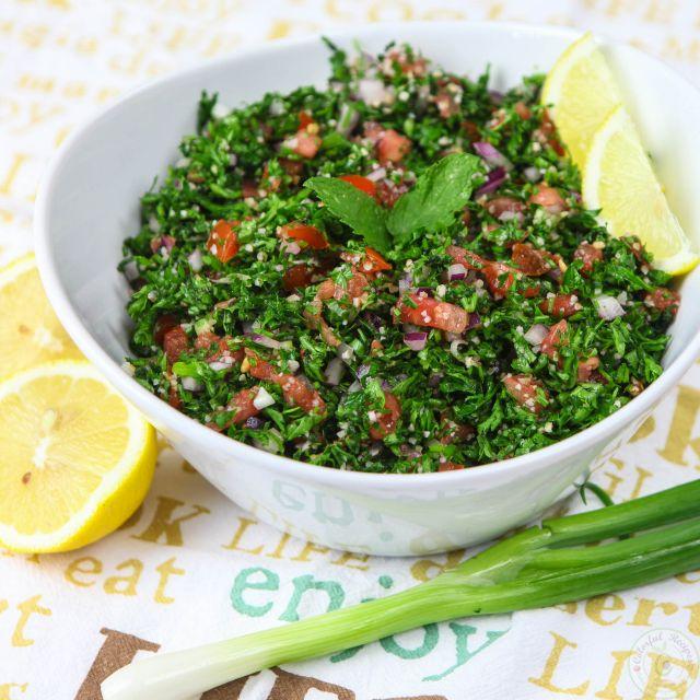 Vegan Tabbouleh