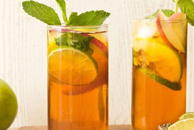 Apple & Mint Mocktail