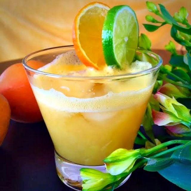 Orange & Lemon Mocktail