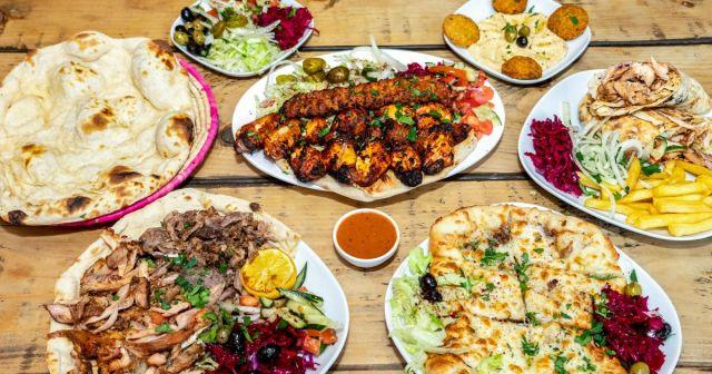 Chicken Platter (4 Persons)