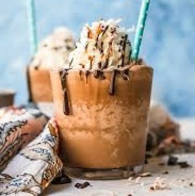 Coconut Frappe