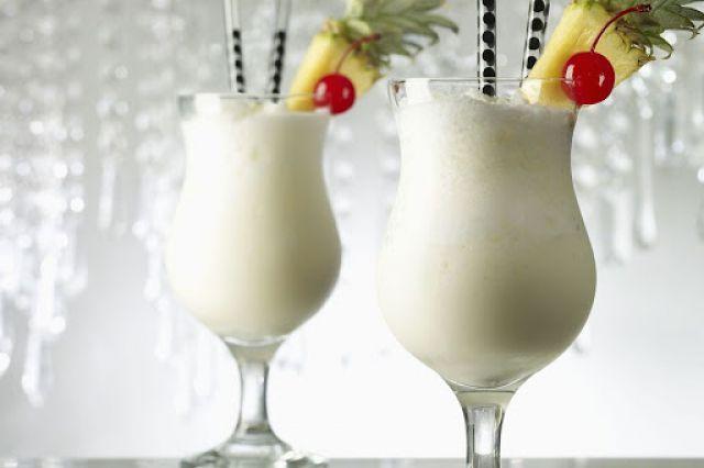 Vanilla Mocktail