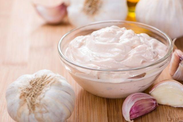 Garlic Mayo Sauce
