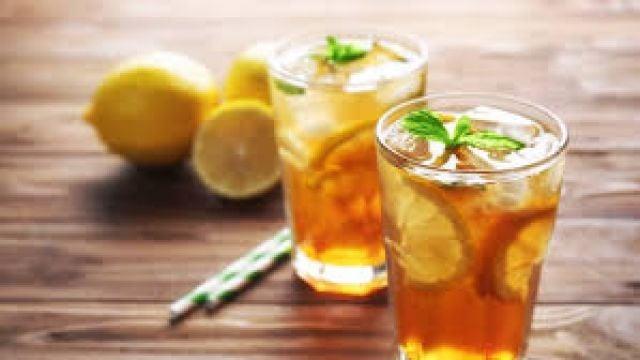 Passionfruit & Lemon Iced Tea