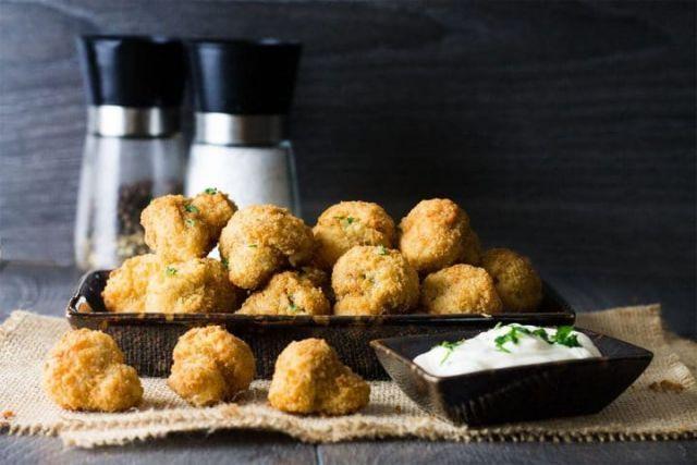 Garlic Mushrooms 7pcs
