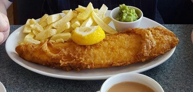 Large Haddock