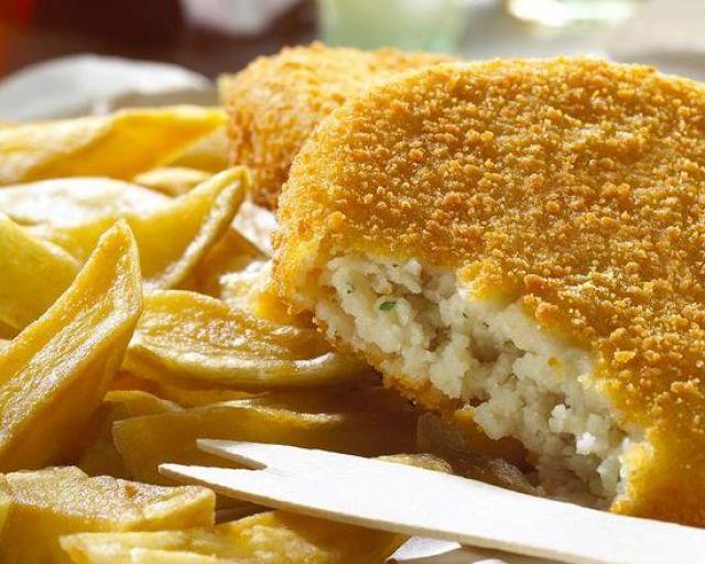 Fish Cake Meal