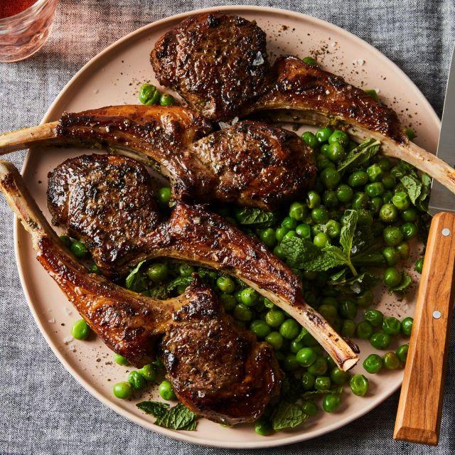 Lamb Chops (4 pieces)
