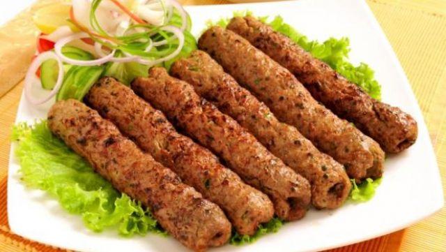 Chicken Seekh (kofta) (4 pieces)