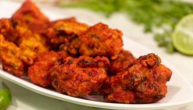 Chicken Pakora Portion