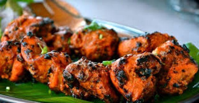 Mixed Shish Tikka Kebab