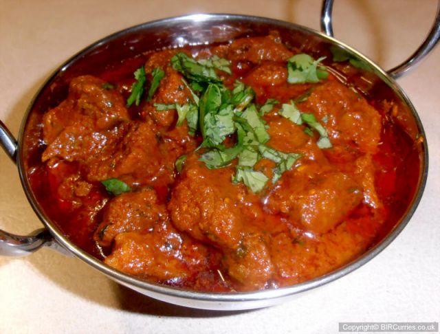 Chicken Madras