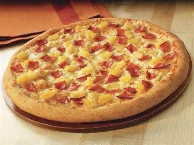 Hawaiian Dream Pizza