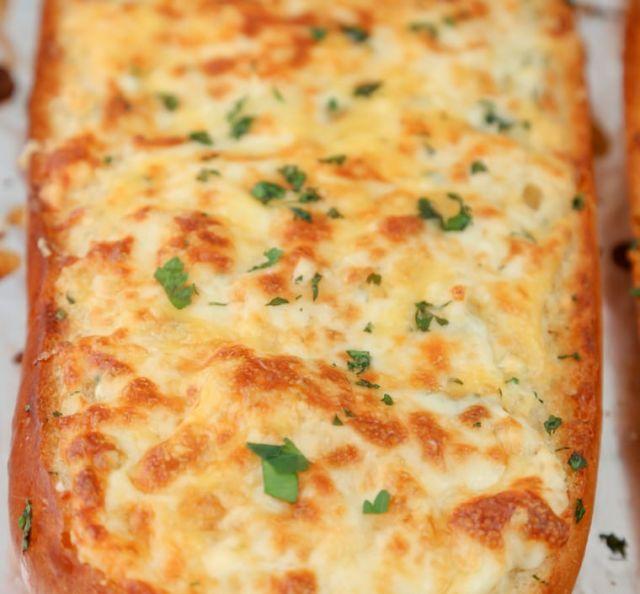 Garlic Cheese Bread (2 pieces)