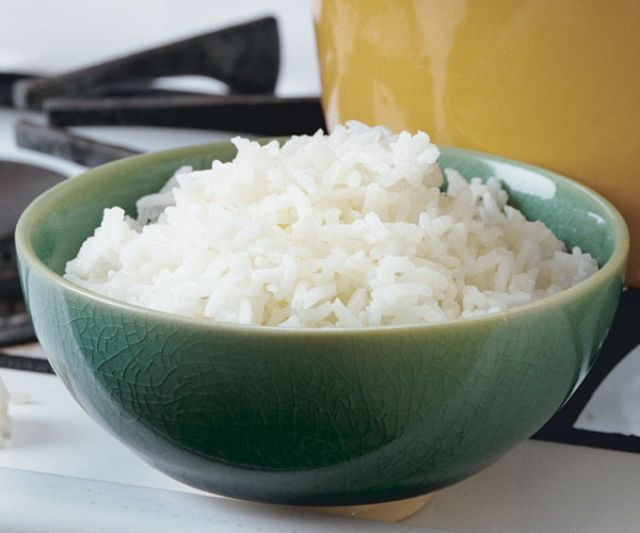 Boiled White Rice