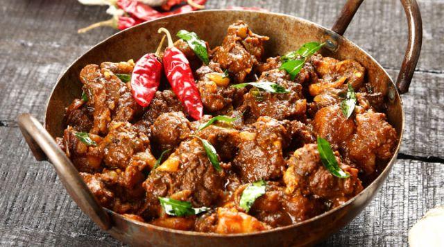 Lamb Karahi (1kg)