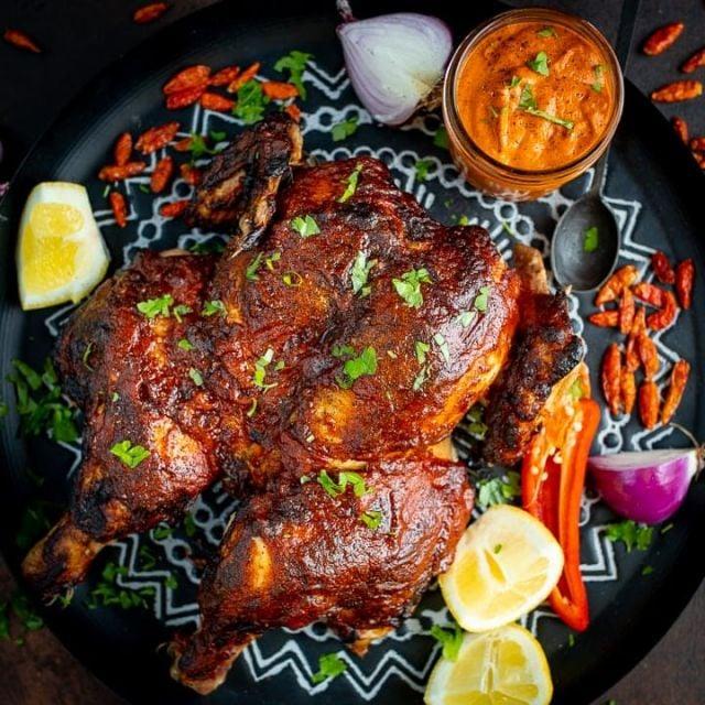 Whole Grill Peri Peri Chicken