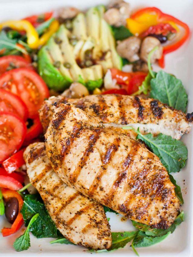 Selekt Grilled Chicken Salad