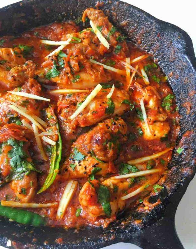 Baby Chicken Karahi (800g)