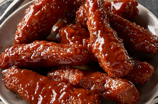 6pcs BBQ Chicken Strip