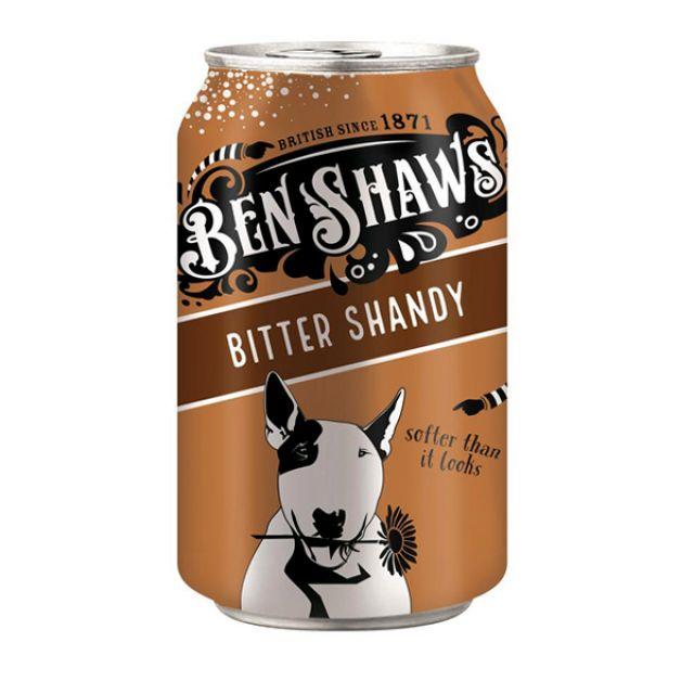 Ben Shaws Bitter Shandy