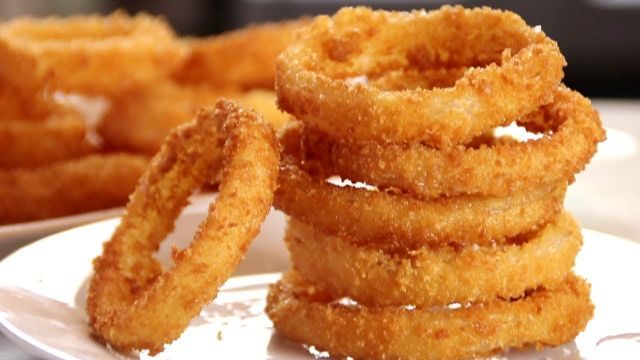 Kids Onion Rings