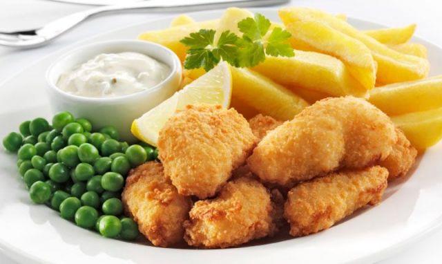 Fried Scampi 5pcs