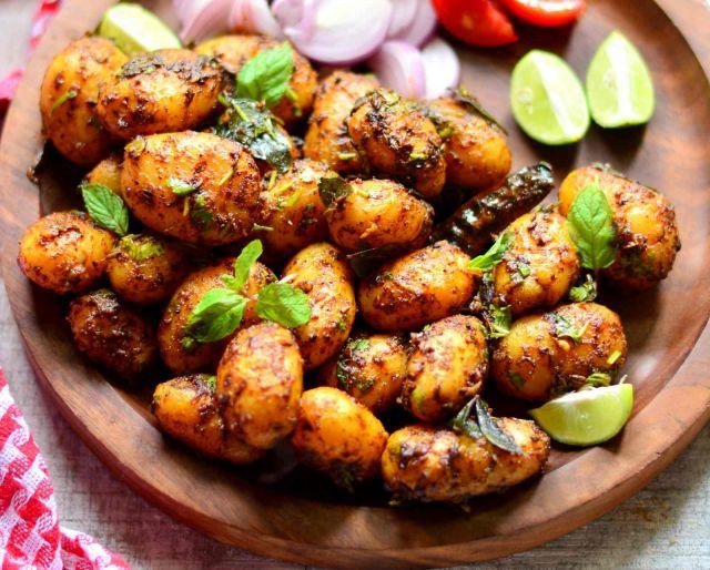 8 Spicy Potatoes