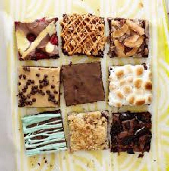 Brownies - Mixed