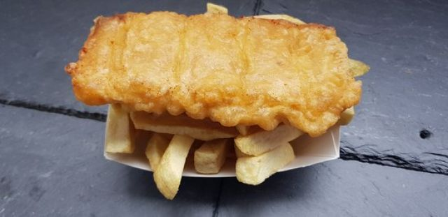 King Rib & Chips