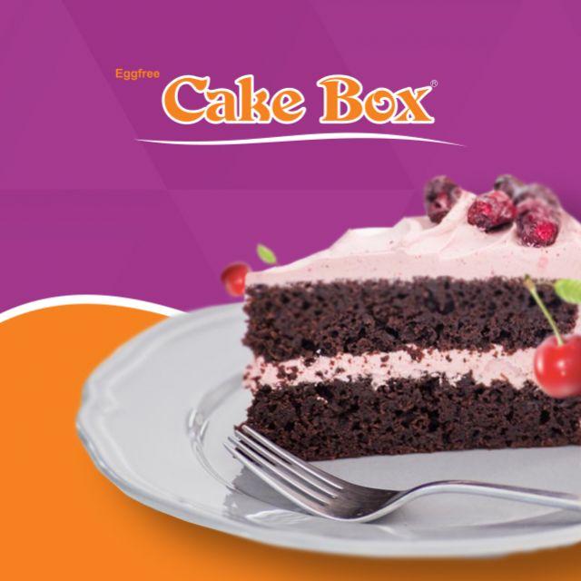 Cake Box, Bletchley