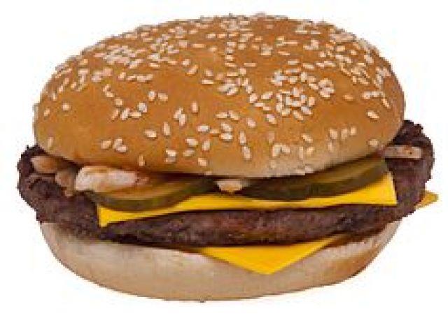 1/4 Special Beef Burger