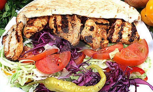 Large Grilled Chicken Kebab