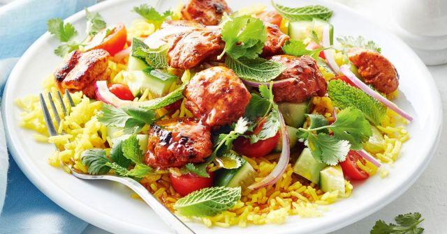 Punjabi Salad