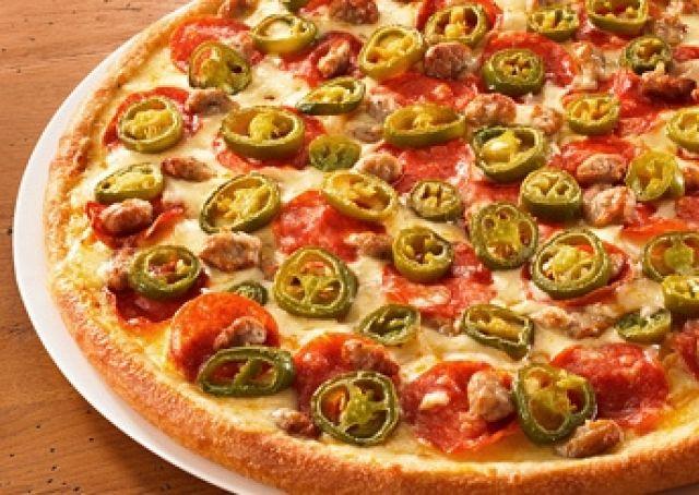 Big Joe Special Pizza