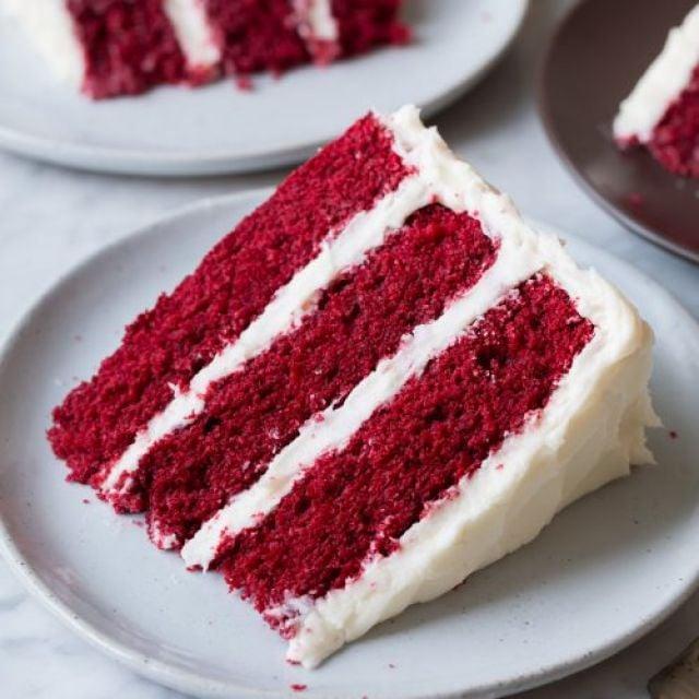Red Velvet Cake - Per slice