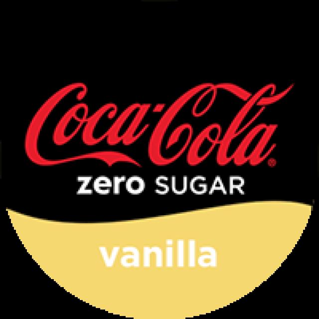 Coke Zero Sugar Vanilla 500ml Bottle