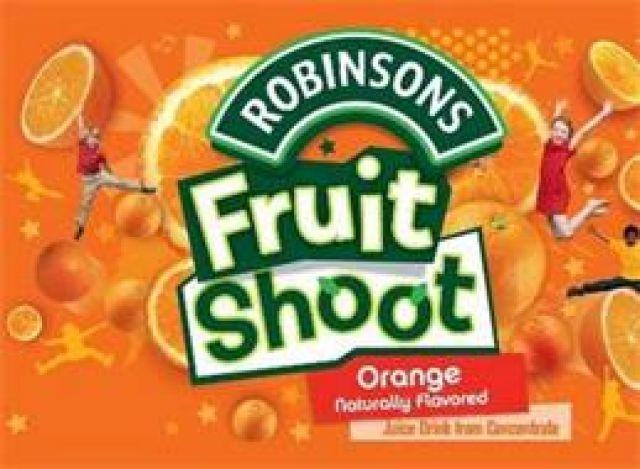 Fruit Shoot Orange 275ml Bottle